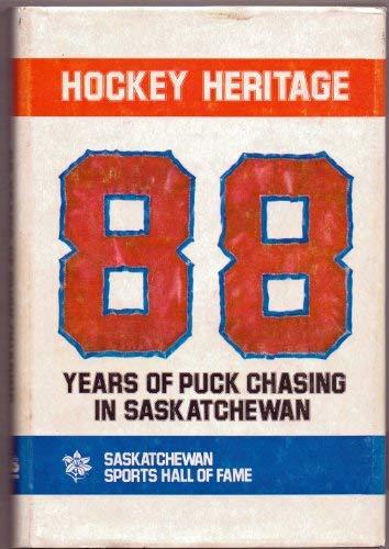 Hockey heritage: 88 years of puck-chasing in Saskatchewan: Zeman, Brenda