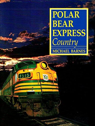 9780919783737: Polar Bear Express country