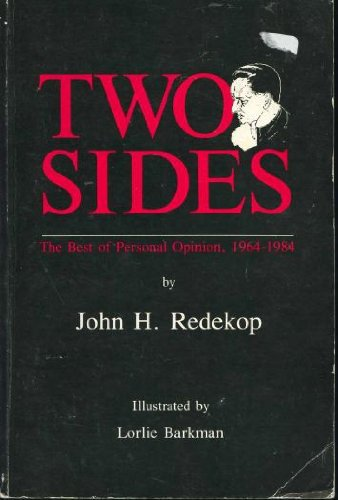 Two Sides : The Best of Personal: Redekop, John H.
