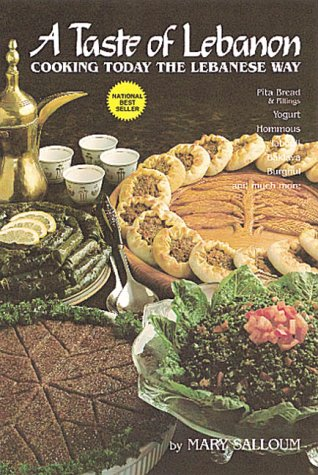 9780919845053: A taste of Lebanon: Cooking Today the Lebanese way