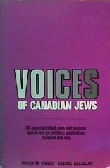 Voices of Canadian Jews: Thirty-Six