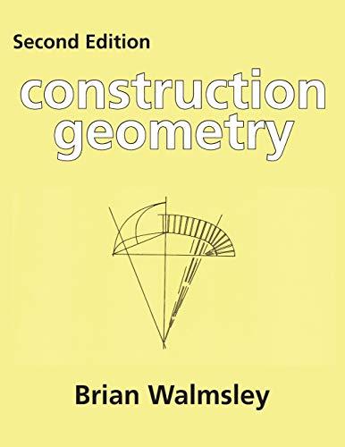 9780919852198: Construction Geometry