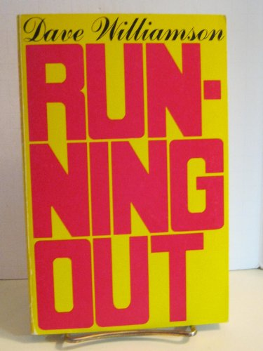 Running Out *Signed*: Williamson, David