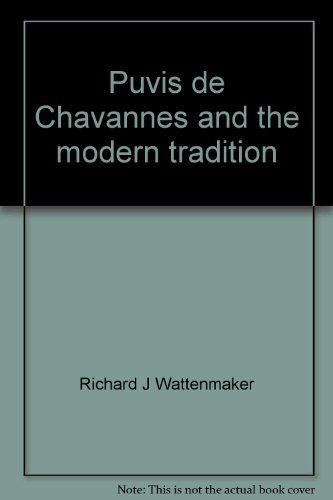 Puvis de Chavannes and the modern tradition: [exhibition held at the] Art Gallery of Ontario, ...