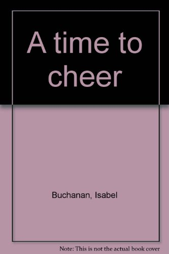 A Time to Cheer