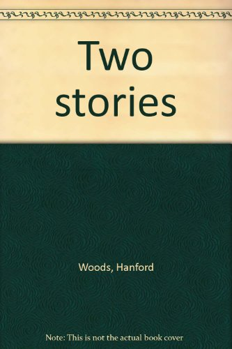 9780919918009: Two stories