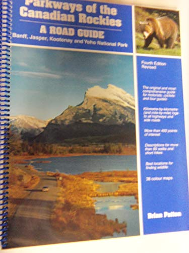 9780919934245: Parkways of the Canadian Rockies