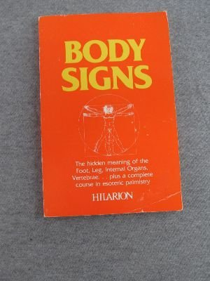 Body Signs: Cooke, Maurice Borden