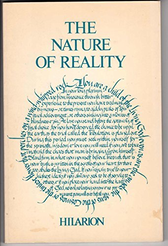 9780919951341: The Nature of Reality: A Book of Explanations