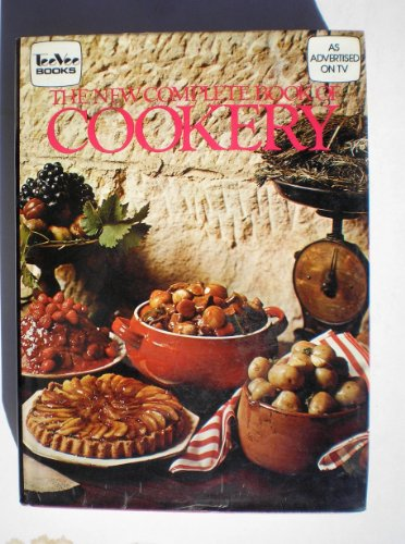 New Complete Book of Cookery: Books, Tee Vee