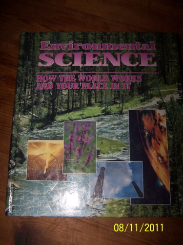Environmental Science How The World Works And: Person, Jane L.