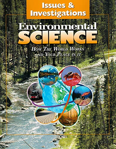 Environmental Science, Issues & Investigations: How The: Jane L Person