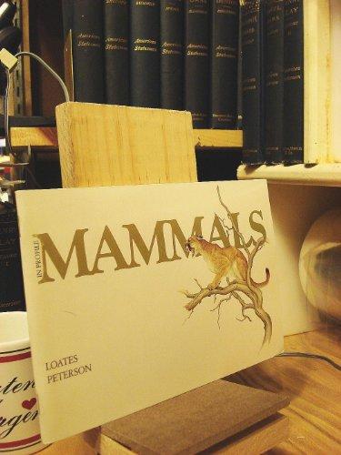 9780920016008: Mammals In Profile