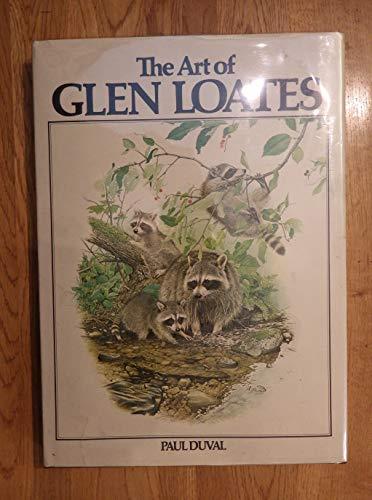 ART OF GLEN LOATES, THE: Duval, Paul