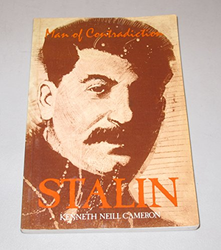 9780920053973: Stalin: Man of Contradiction