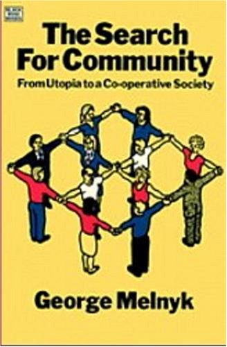 SEARCH FOR COMMUNITY (Black Rose Books)