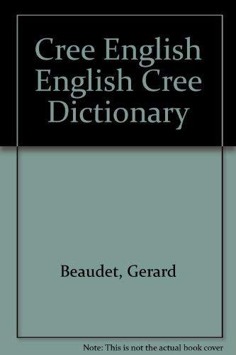 9780920063170: Cree English English Cree Dictionary