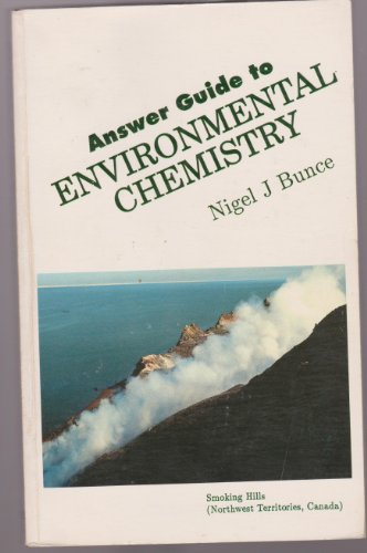 9780920063385: Environmental Chemistry: Answer Guide
