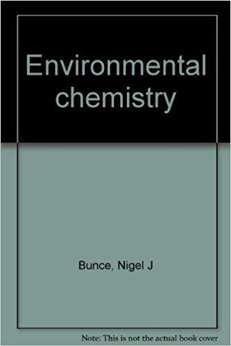9780920063477: Environmental chemistry