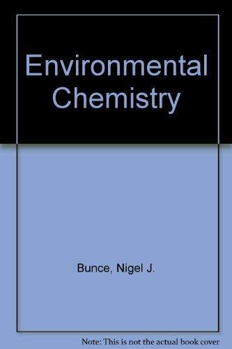 9780920063651: Environmental Chemistry