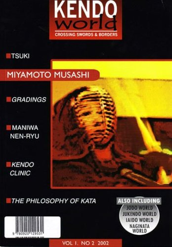 9780920129531: Kendo World, Vol1 #2: Miyamoto Musashi