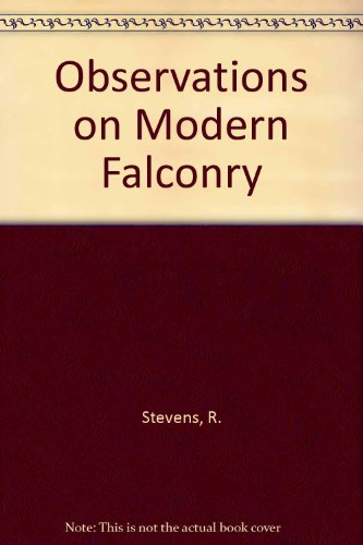 Observations on Modern Falconry