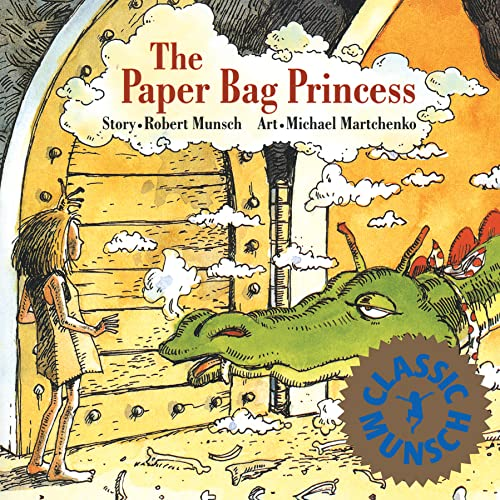 The Paper Bag Princess (Munsch for Kids) (9780920236161) by Munsch, Robert