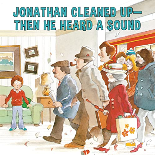 Jonathan Cleaned Up- Then He Heard a Sound: or Blackberry Subway Jam (Annikins) (9780920236215) by Munsch, Robert