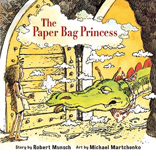 9780920236253: The Paper Bag Princess (Munsch for Kids)