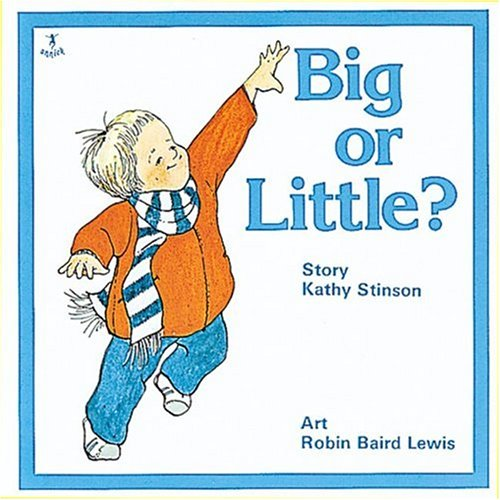 9780920236321: Big Or Little? (Annick Toddler Series)