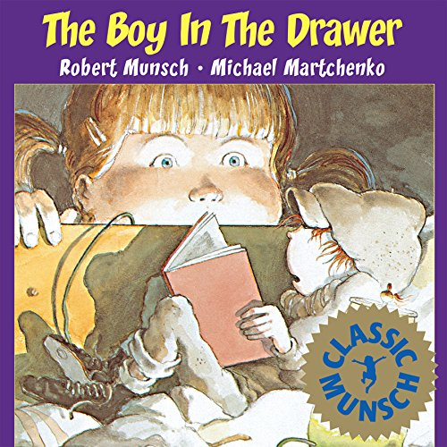 The Boy in the Drawer [first cover]