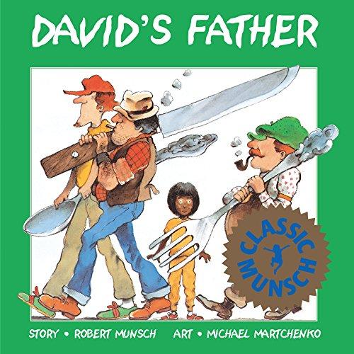 9780920236628: David's Father (Munsch for Kids)