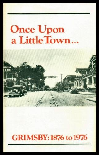 Once Upon a Little Town . Grimsby,: Bromley, Ada; Powell,