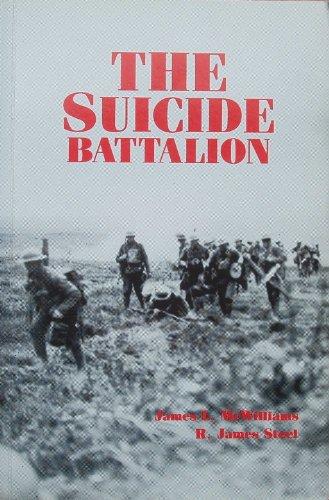 The Suicide Battalion: McWilliams, James L.;