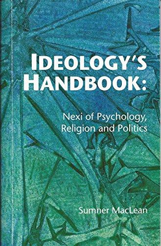 9780920282090: Ideology's Handbook