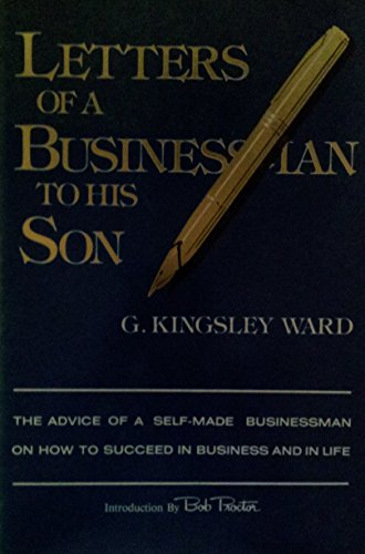 9780920283011: Letters of a businessman to his son