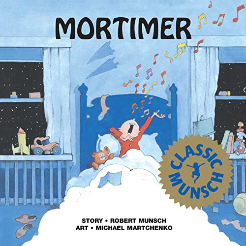 9780920303115: Mortimer (Munsch for Kids)