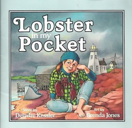 Lobster in My Pocket: Deirdre Kessler