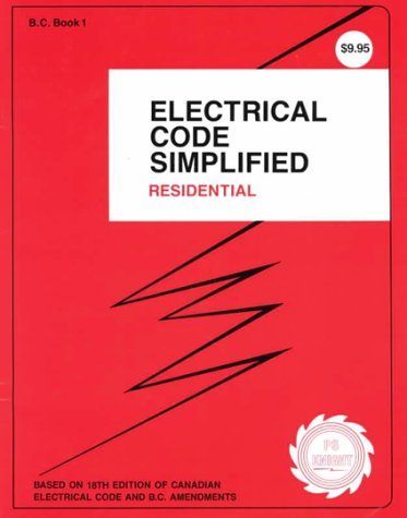 9780920312278: Electrical Code Simplified Residential