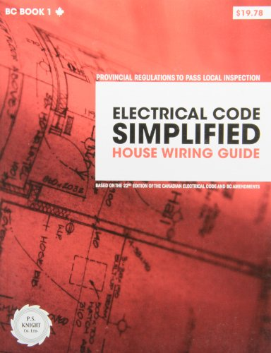 9780920312483: Electrical Code Simplified: House Wiring Guide