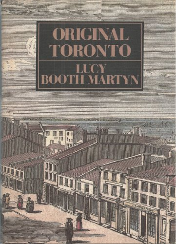 A view of original Toronto: The fabric: Lucy Booth Martyn