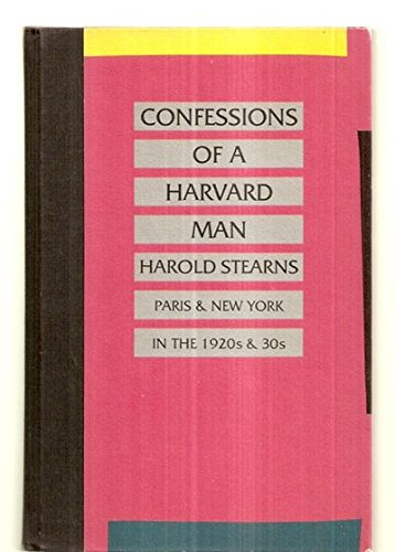 "Confessions of a Harvard Man. ""The Street I Know"" Revisited. A Journey Through Literary ..."