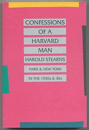 Confessions of a Harvard Man: Paris and