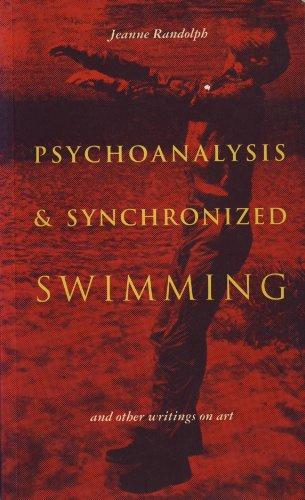9780920397077: Psychoanalysis & Synchronized Swimming and Other Writings on Art