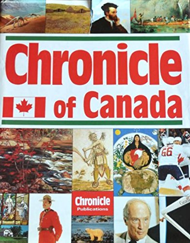 9780920417164: Chronicle of Canada