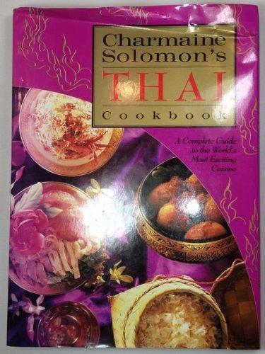 9780920417249: Charmaine Solomon's Thai Cookbook