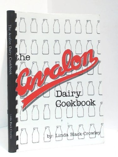 THE AVALON DAIRY COOKBOOK
