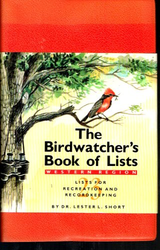 9780920417836: The Birdwatcher's Book of Lists