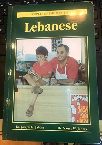 9780920427101: Peoples of the Maritimes : Lebanese