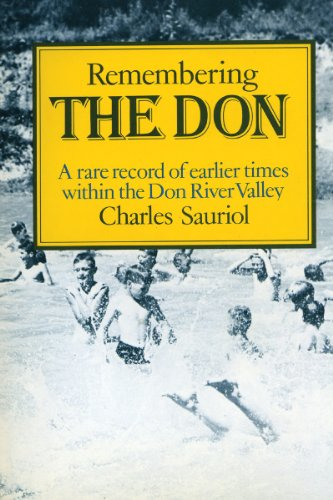 9780920474228: Remembering the Don: A Rare Record of Earlier Times Within the Don River Valley